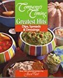 Dips, Spreads & Dressings (Company's Coming Greatest Hits) (1896891039) by Pare, Jean