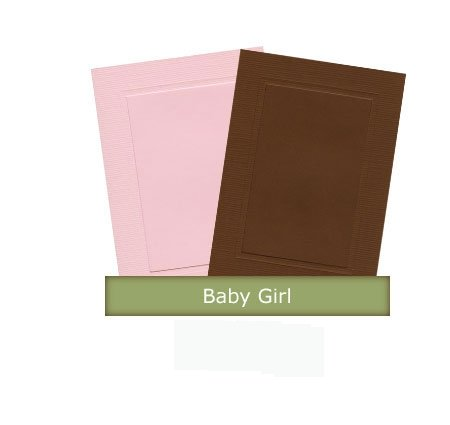 Baby Girl Card Messages front-1026631