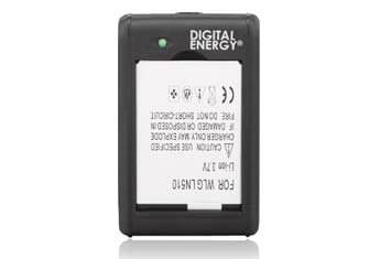 Digital Energy 1200mAh Battery for BlackBerry JM1 (With Charger)