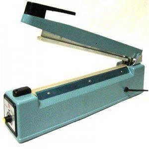 Machine de scellage termique pour sac en polyéthylène et polypropylène de 300mm mws372