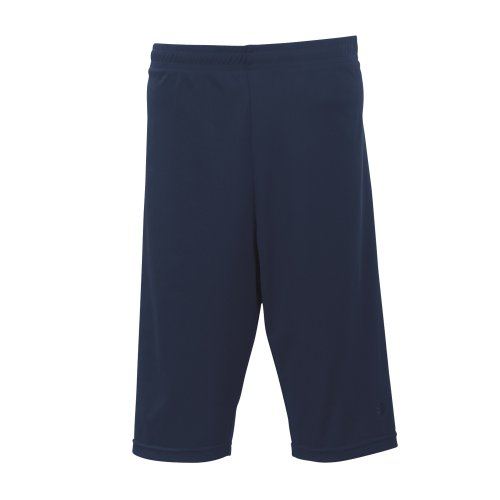 Coolibar Mens UV Swim Shorts Navy -- UPF 50+ Sun Protection Clothing (Medium (32/34in waist))
