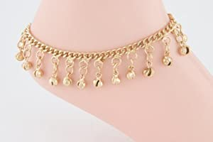 Anklet with Biddy Bells