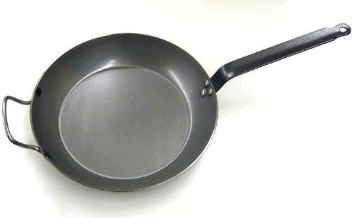 DeBuyer Carbon Steel Frying Pan 14-1/8