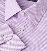 Dri-Guard™ Pure Cotton Classic Collar Checked Shirt