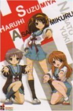 The Melancholy of Haruhi Suzumiya Cloth Wall Scroll Poster T-001