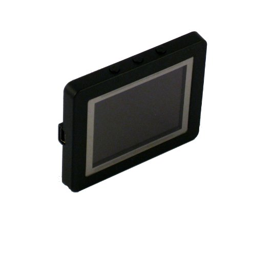 TYPE S 12 Volt Digital Photo Frame- 2.4 LCD Screen-Vent Mount- 3 Function