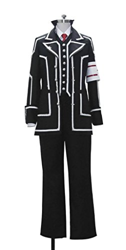 Custom-made cosplay costume for Vampire Knight Day Class boy Uniform