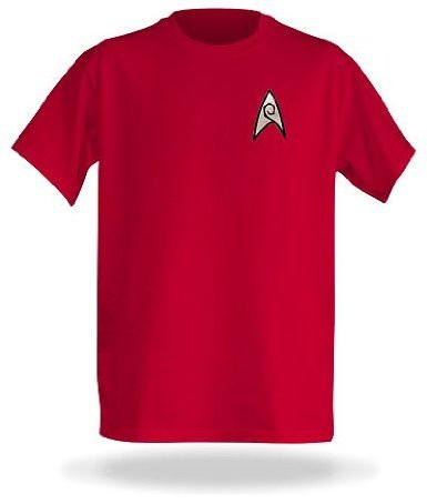 Star Trek The Original Series Tunic T-shirt