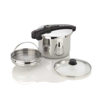 Fagor Chef 8 Quart Stainless Steel Pressure Cooker (Fagor Chef Pressure compare prices)