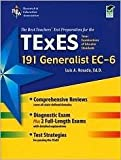 img - for Texas TExES Generalist EC-6 1st (first) edition Text Only book / textbook / text book