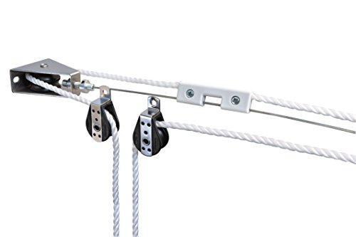 Kit de montaje de sistema de tracción de cables Windhager 10884