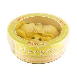 cold sore remedies on lip exfoliator