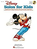 Disney Solos for Kids - Vocal Collection - BK+CD