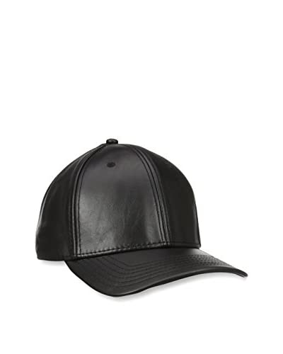 Gents Men's Leather Flat Hat