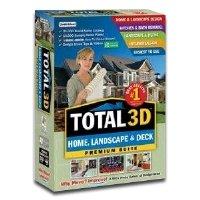Total 3D Home, Landscape & Deck Premium Suite 11 (Total 3d Home Design Software compare prices)