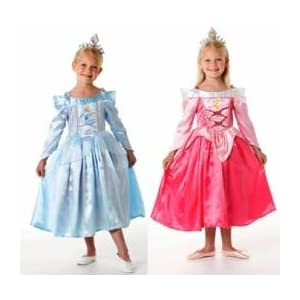 Disney Cinderella To Sleeping Beauty Costume | Size 9 - 10 Years