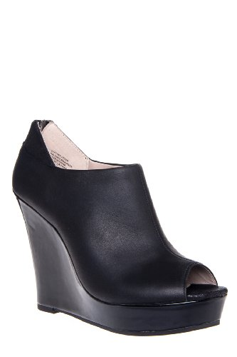 Walking Tall High Wedge Open Toe Shoe