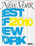 img - for New York Magazine March 15-22, 2010 - Best of New York (Special Double Issue) plus The Cheney Shadow Government book / textbook / text book