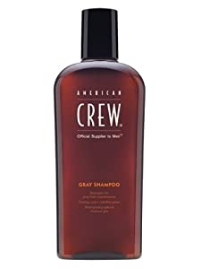 Men Classic Gray Shampoo (Optimal Maintenance For Gray Hair) 250ml/8.45oz