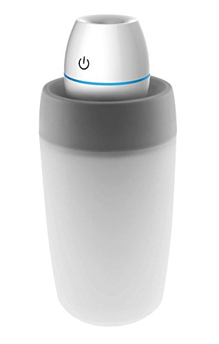 Crane Ultrasonic Cool Mist Travel Humidifier White - 1