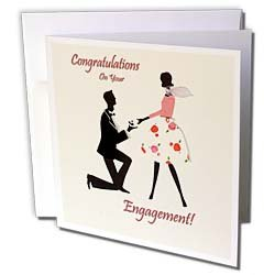 Wedding - Congratulations on You Engagement -