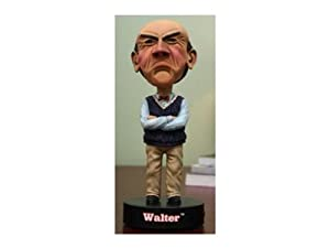"NECA Jeff Dunham ""Walter"" Talking Head Knocker 1"