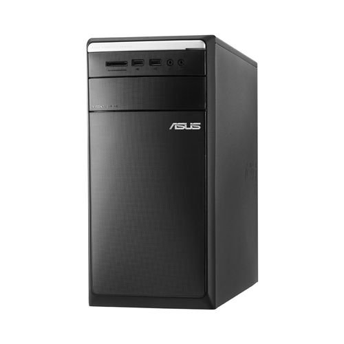 Asus M11AA-UK005S Multimedia PC (Intel Core i7-3770S 3.4GHz Processor, 8GB DDR3 RAM, 2TB HDD, DVD-RW, HD Graphics, Card Reader, Wi-Fi, HDMI, USB 3.0, Windows 8)