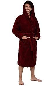 Del Rossa Men's Thick Terry Cloth Cot…