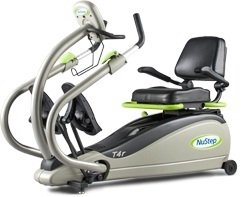 Nustep Trs 4000 Recumbent Cross Trainer Smart Monkey Fitness