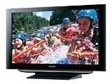 Panasonic 42-inch Viera 1080p Plasma HDTV with Stunning 1,000,000:1 Dynamic Contrast Range, Blazing