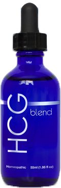 HCG Blend Weight Loss - Diet Drops for Men and Women - 2oz - 44 Day Supply