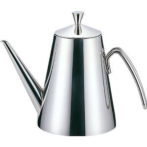 TOOLBAR 0.5 Quart Stainless Steel Olive Oil Can Drizzler With Drip free Spout