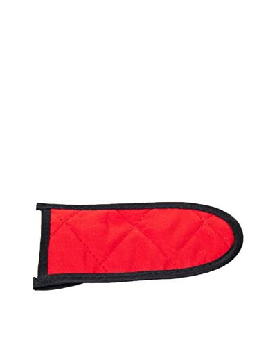 Old Mountain Handle Hot Mitt, Red
