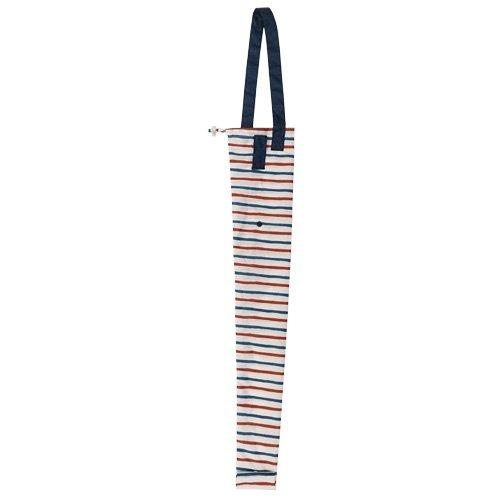 サニーフィールズ アンブレラカバー 全6色 傘カバー ボーダー トリコロール WGES72-BDTL [正規代理店品]