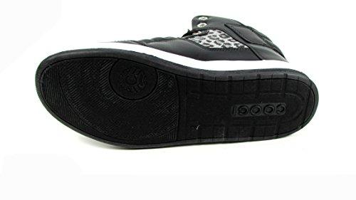 Coogi CBS435 Kid's Stein Black Sneaker 6.5 M US