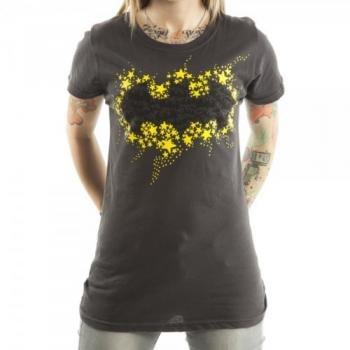 Bioworld Juniors Batman Shimmer T-shirt