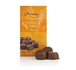 Thorntons Classics Orange Bag 105G