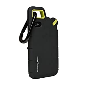 Pure Gear Extreme 02-001-01174 PX360 Phone Case for Apple iPhone 4/4S Black