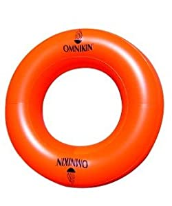 Buy Omnikin PVC Super Giant-Sized Tube, 79 in, Orange, Round by adaptive sports equipment
