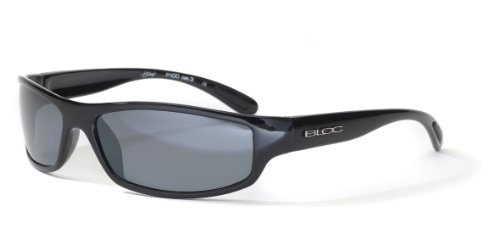 Bloc Hornet POLARISED Lens Sun Glasses (Black)