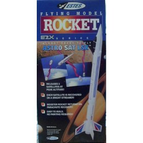 AstroSat LSX E2X Rocket Kit Estes Rockets - Buy AstroSat LSX E2X Rocket Kit Estes Rockets - Purchase AstroSat LSX E2X Rocket Kit Estes Rockets (Estes, Toys & Games,Categories,Hobbies,Rockets)