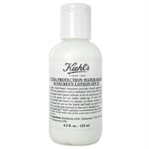 Kiehl's Ultra Protection Water-Based Sunscreen Lotion SPF 25 125ml/4.2oz