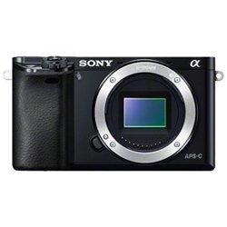 SONY(ソニー) α6000 ボディ(レンズ別売)(ブラック/デジタル一眼) ILCE-6000 B