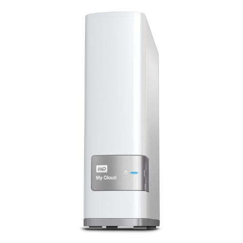 WD 2TB My Cloud Personal Network Attached Storage - NAS - WDBCTL0020HWT-NESN (Personal Cloud Storage Nas compare prices)