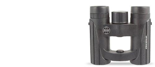 Hawke Sport Optics Premier Compact Binocular 12X25, Black Ha4132