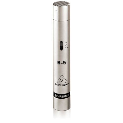 Behringer B-5 Single-Diaphragm Studio Condenser Microphone