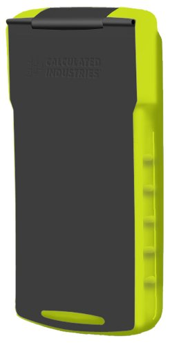Calculated Industries 5022-5 Armadillo Gear Protective Case, Green/Black