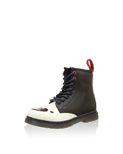 Dr. Martens Stivaletto A.Time Delaneymarceline O.Whit  [Nero/Bianco]