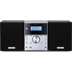 ケンウッド CD/USBマイクロシステム M-313