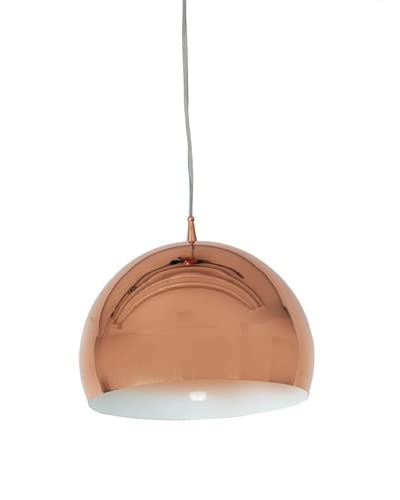 Kirch & Co. Fort Knox Pendant Light, Gold